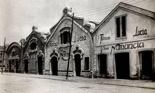Historia Zaragoza